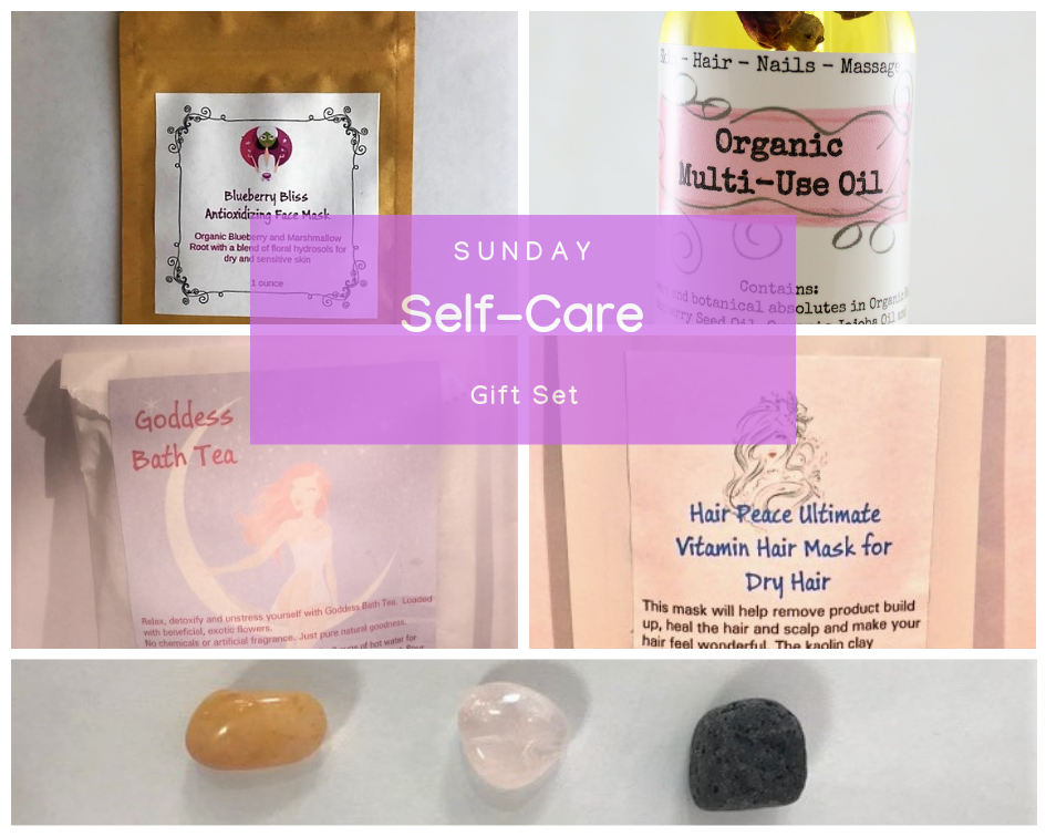 Sunday Self-Care Gift Set