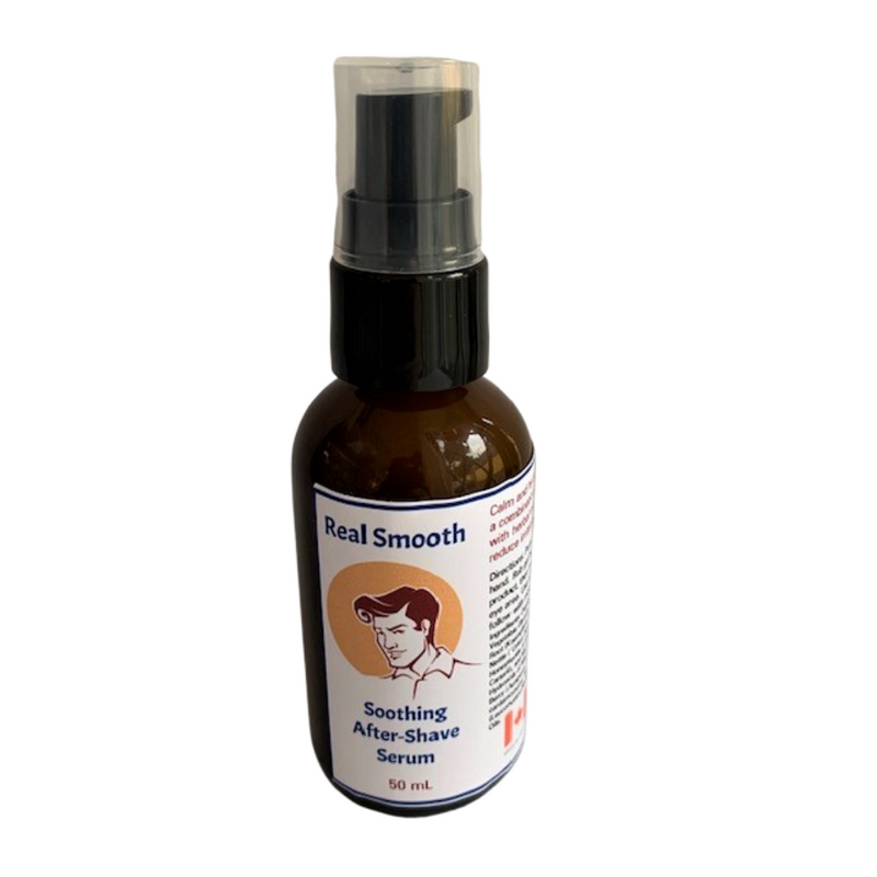 Real Smooth - Soothing After-Shave Serum - 50 mL