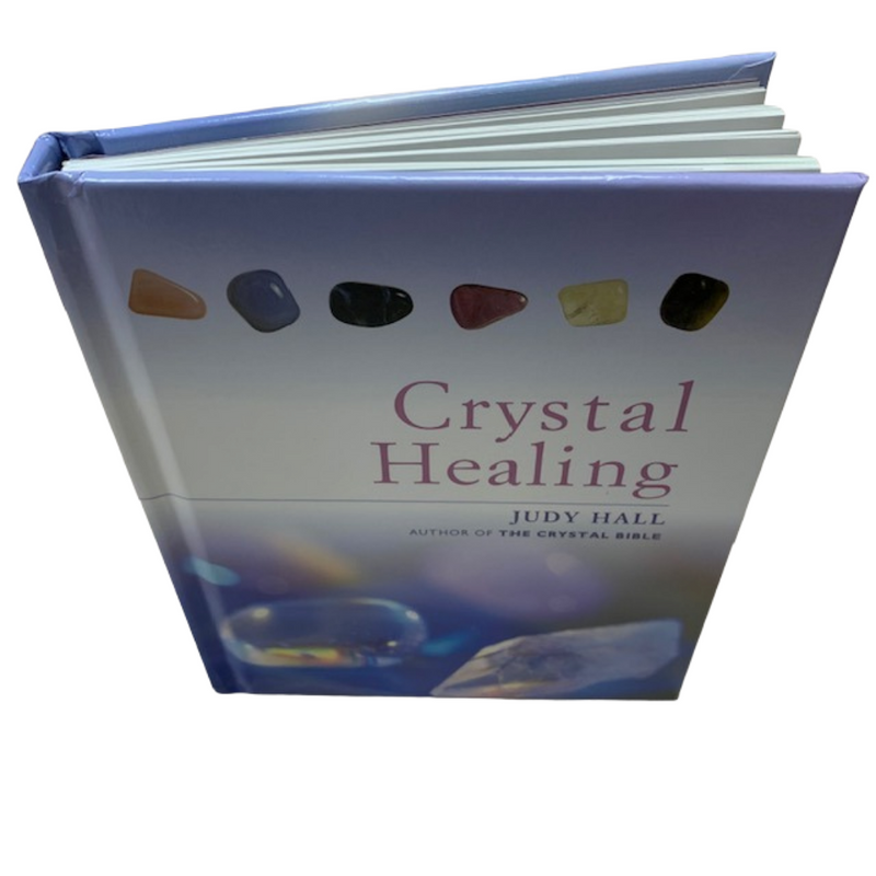 Crystal Healing by Judy Hall