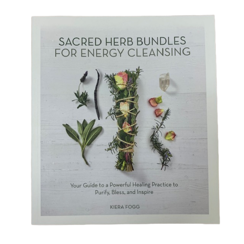 Sacred Herb Bundles for Energy Clearing