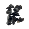 Black Obsidian - Rough- Reiki infused stones