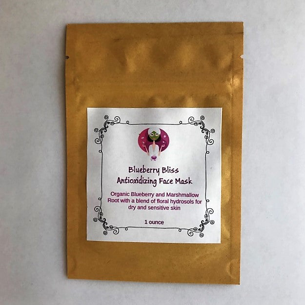Blueberry Bliss Antioxidizing Mask - 1 ounce packet *New Packaging*