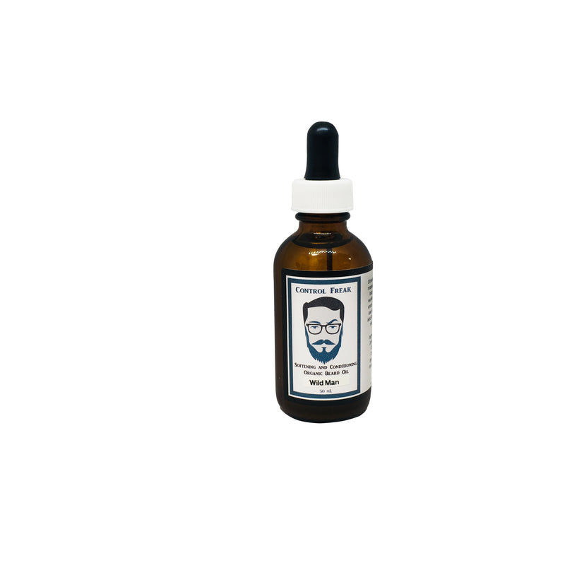 Control Freak Beard Oil - 50ml,Hair Product - Karma Suds