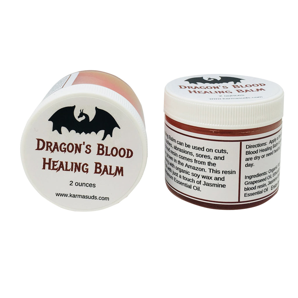 Dragon's Blood Healing Balm - 2 oz,Skincare - Karma Suds