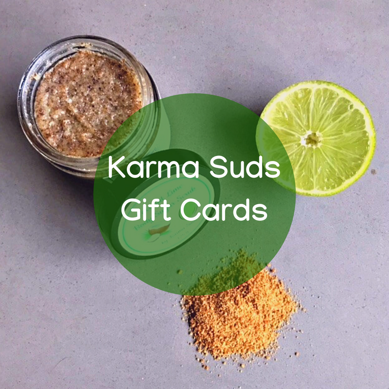 Karma Suds Gift Cards