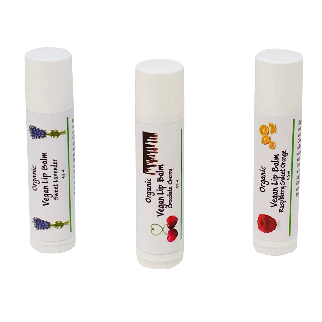 Vegan Lip Balm 4.5 g
