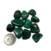 Malachite- Reiki infused tumbled stones