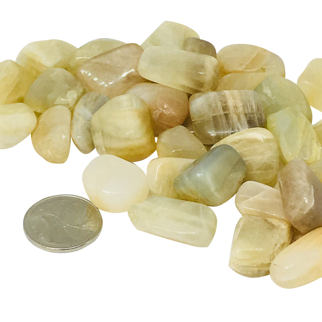 Moonstone - Reiki infused