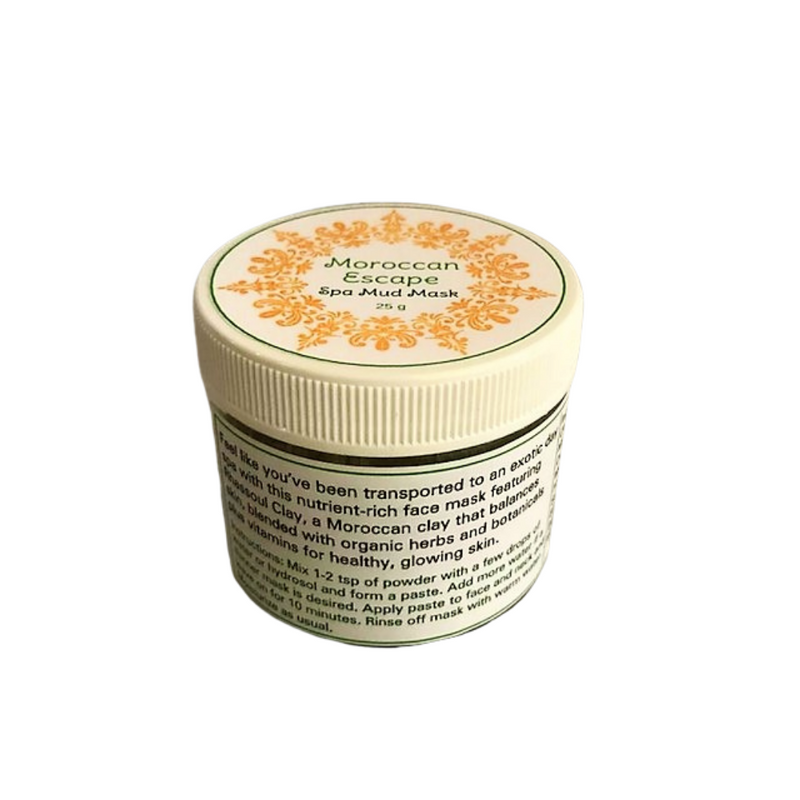 Moroccan Escape - Spa Mud Mask - 25 g