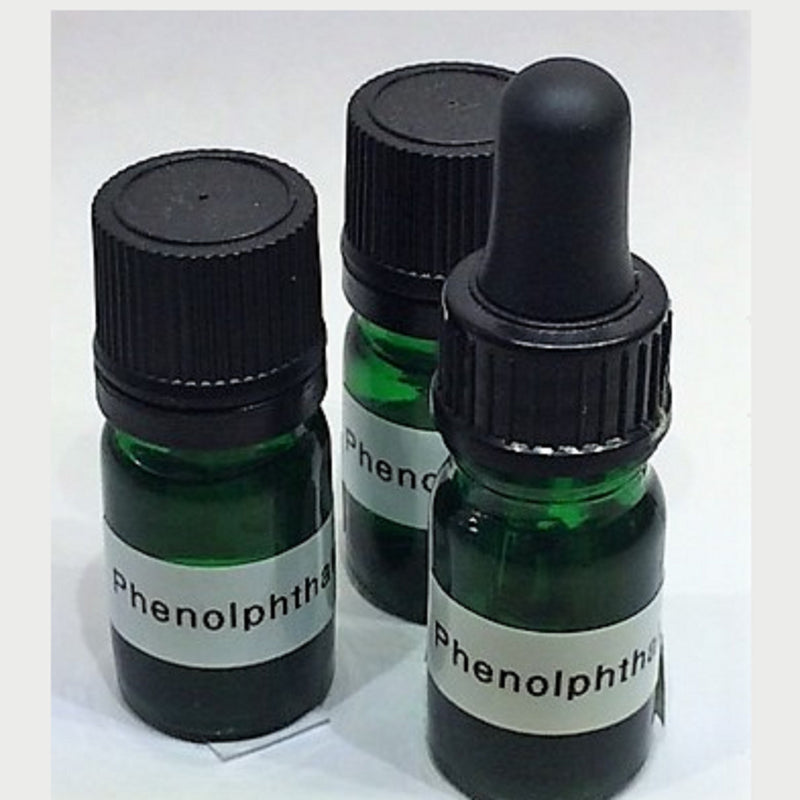 Phenolphthalein -pH indicator - 5 mL,Tools and Equipment - Karma Suds