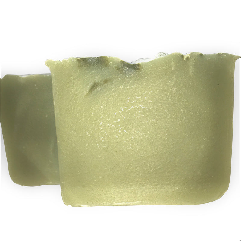 Clean and Green - Natural Organic Bar Soap - over 4 oz,Soap - Karma Suds