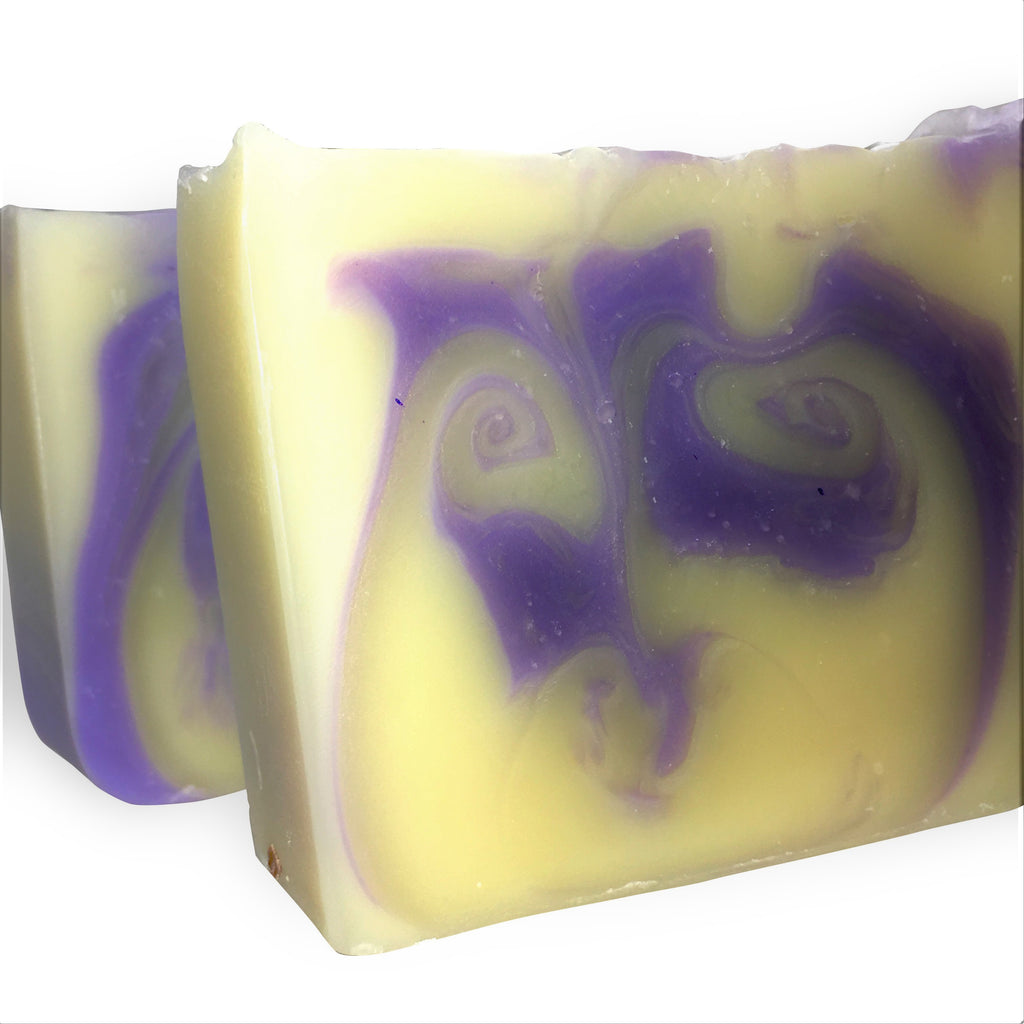 Serene Lavender - Natural Organic Bar Soap - 4 oz,Soap - Karma Suds
