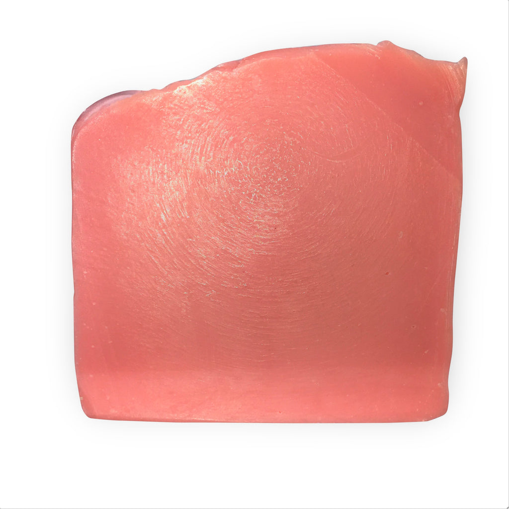 Pretty in Pink - Natural Organic Bar Soap - 4 oz,Soap - Karma Suds