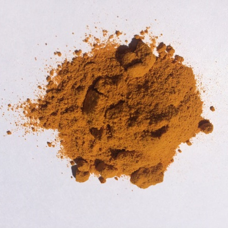 Turmeric Powder - Organic,Powders and Clays - Karma Suds
