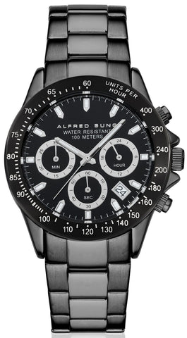 Mach Gent's Analog Wrist Watch