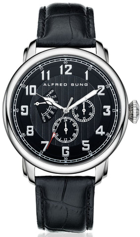 Riviera Men's Analog Wrist Watch