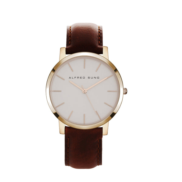 Alfred Sung Ladies Wristwatch