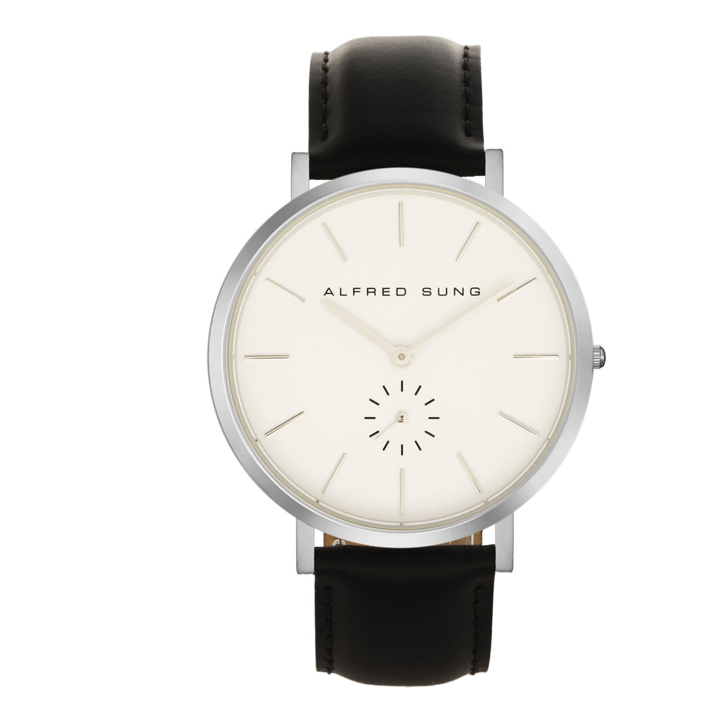 Alfred Sung Ultra Slim Gents Watch