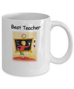 Best Teacher - Blackboard
