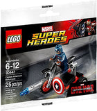 30447 Captain America's Motorcycle
