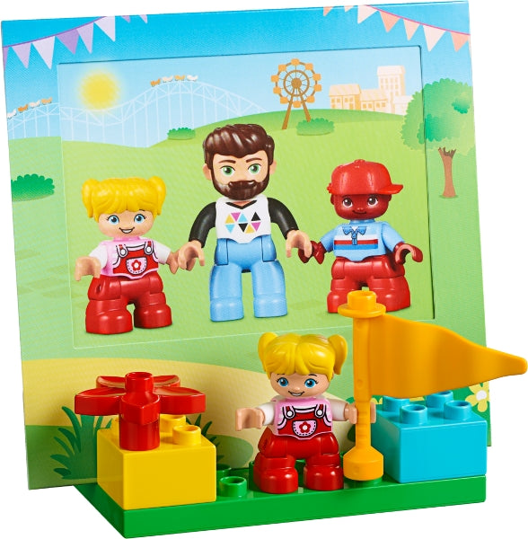 40269 Duplo Photo Frame Polybag