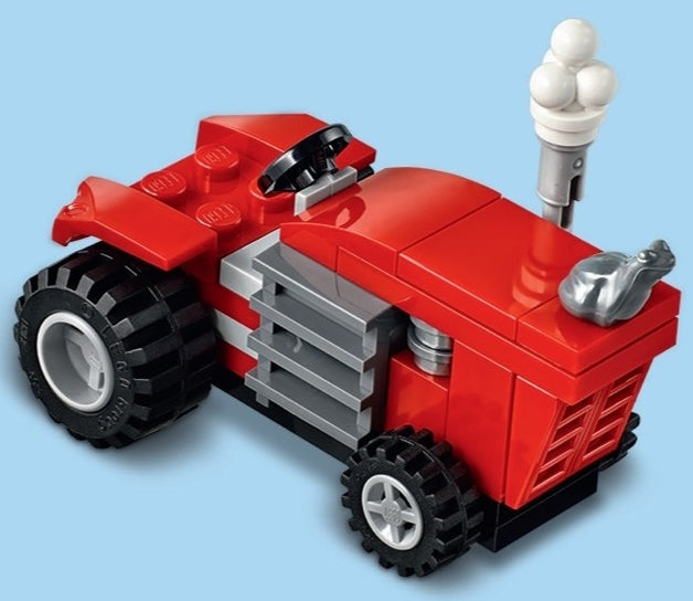 40280 Monthly Mini Build Set Tractor - May