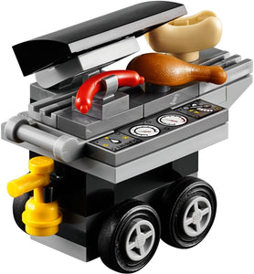 40282 Monthly Mini Build Set BBQ - July