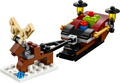 40287 Monthly Mini Build Set Sleigh - December