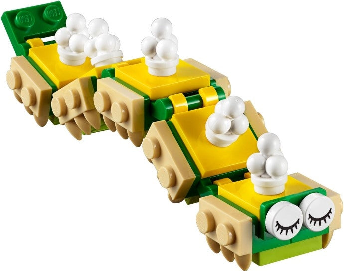 40322 Monthly Mini Build Set Caterpillar - February