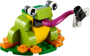 40326 Monthly Mini Build Set Frog - June