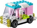 40327 Monthly Mini Build Set Ice Cream Truck - July