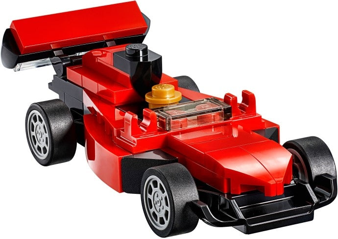 40328 Monthly Mini Build Set Racing Car - August