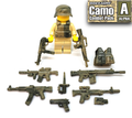BrickArms Camo Combat Pack Alpha A