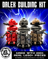 Dalek Building Kit