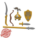 "BRICKFORGE ELVEN SENTINEL ""HIGHBORNE"" PACK"