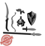 "BRICKFORGE ELVEN SENTINEL ""BLACK FALCON"" PACK"