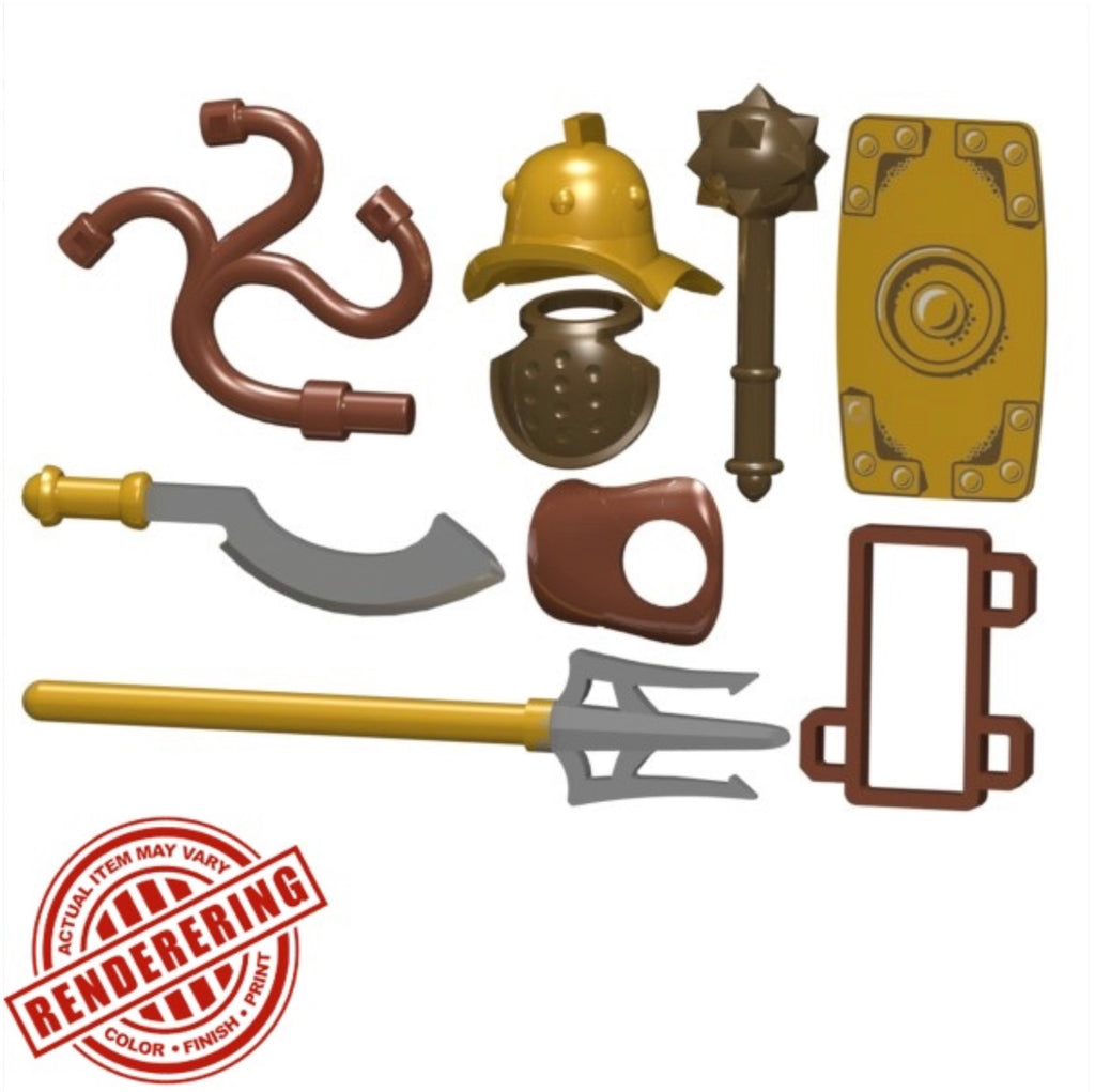 BRICKFORGE GLADIATOR PROVACATOR PACK