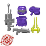 "BRICKFORGE POWERED ASSAULT COMMANDO ""DARK PURPLE"" PACK"