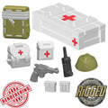 BRICKFORGE MEDICAL SUPPLIES PACK