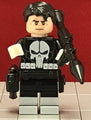 PUNISHER Comic Version Marvel Custom Printed Lego Minifigure