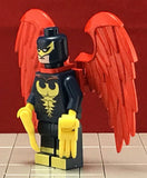 NIGHTHAWK Custom Printed Marvel Lego Minifigure