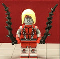 OMEGA RED Custom Printed & Inspired Marvel Lego Minifigure