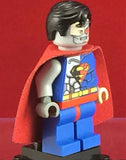 Cyborg Superman DC Custom Printed Minifigure