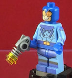 Blue Beetle DC Custom Printed Minifigure
