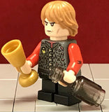 TYRION LANNISTER Custom Printed & Inspired Game of Thrones Lego Minifigure