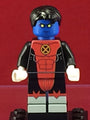 Nightcrawler Marvel Xmen Custom Printed Minifigure