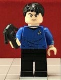 DOCTOR McCOY Custom Printed & Inspired Star Trek Lego Minifigure