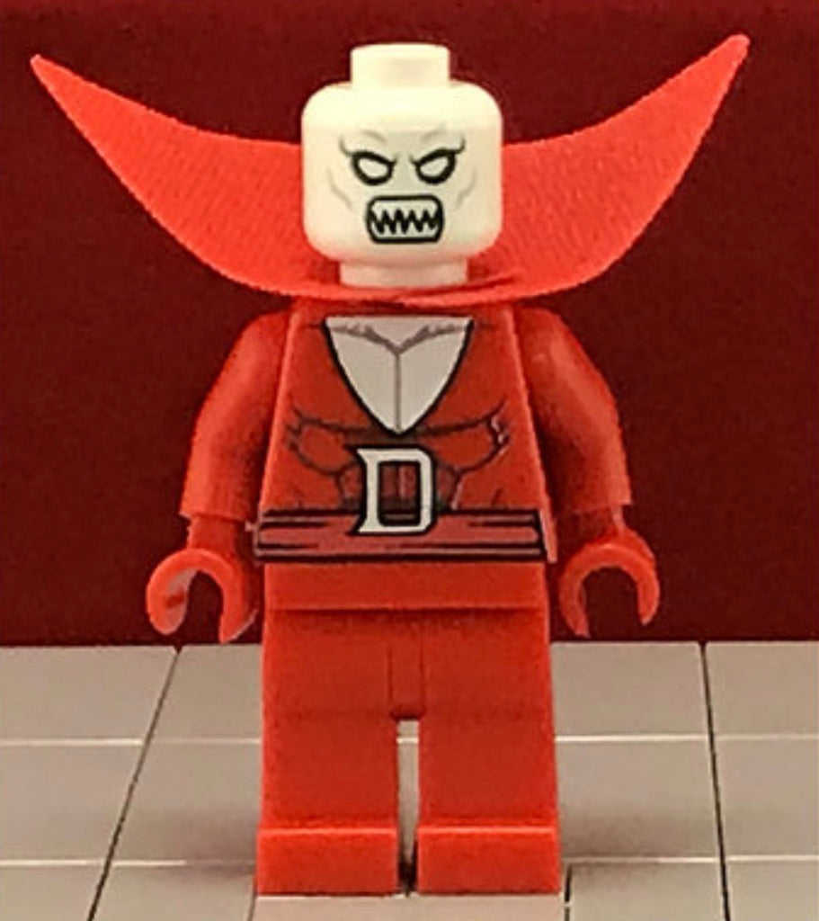 DEADMAN Custom Printed and Inspired Lego Marvel Minifigure