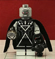 MARTIAN MANHUNTER Black Lantern Custom Printed & Inspired DC Lego Minifigure