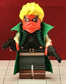 GRIFTER Custom Printed & Inspired DC Lego Minifigure